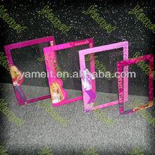 2014 Hot Sale Magnet Acrylic Photo Frame Displays