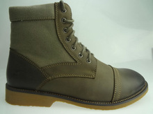 US Size 5-11 New Black Real Cow Leather Lace Up Men Military Ankle Boots Shoes snow boots fashion 2014
