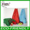 Ripstop nylon folding shopping bag