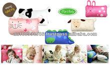 baby's pillocase, baby's pillow,children's animal design pillowcase