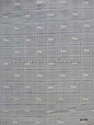 jacquard fabric roman shade