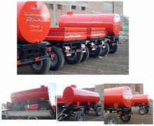 Water Tank Trailer 6m3/8m3/12m3/16m3