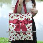 Lady's Beautiful Cotton Shoulder Bags