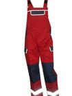 high viz elegent color water and oil repellent bib pants uniform