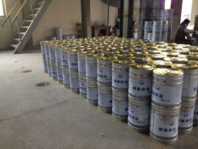 epoxy zinc-rich primer