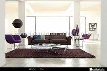 muebles de colores brillantes sofá reclinable