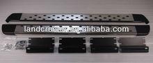 2012 style side step aluminum alloy for toyota highlander