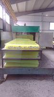 Polyurethane PU gel Sheet