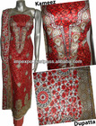 Ladies Designer Lawn Suit with Lawn Dubatta