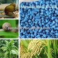 Kills escargots et limaces Molluscicide Metaldehyde granules