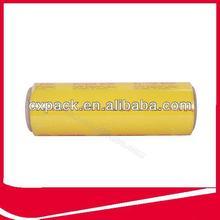 plastic pvc cling film wrap food