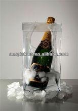2013 Autumn hot sale pvc ice bag wine bag cooler bag