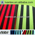 Fashion new design pretty soft textile Spun yarn dyed stripe polyester cotton t-shirt fabric