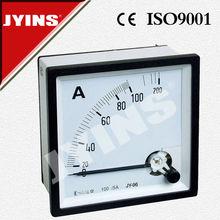 CE JY-96 AC:100/5A 100/1A, DC:50uA~500uA, 1mA~500mA, 1A~60A JY96 Ampere Meter