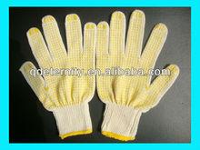 Delightful glove,gloves pvc dots,gloves(wonderful)