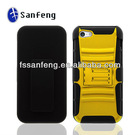 Mobile phone case cover flip stand style for iphone 5C case