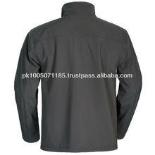 Mens Waterproof High Visibility Softshell Jacket Class 2 Travers Hi Vis Softshell Jacket
