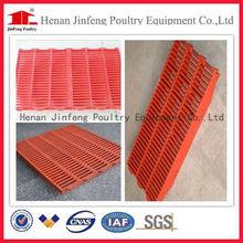 pig farm galvanized pipe gestation crates with plastic slatted flooring