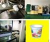 6-color automatic plastic cup printing machine , uv offset printing machine