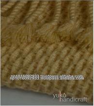 High Quality Fashion Design Cashmere Jacquard Woven Throw