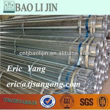 Pre-Galvanized q235 steel properties