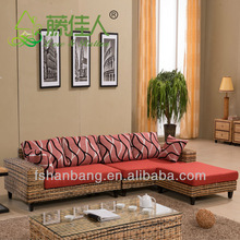 Fashionable Leisure seagrass lounge sofa