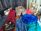 Second hand sorted good quality mixed clothes