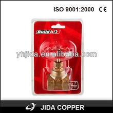 JD-1016 2-way valve cast gate valve bonnet