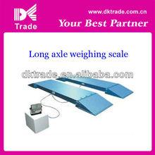 Long axle weighing scale truck scale 50 Ton weighbridge