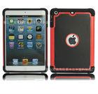 heavy duty antishock silicone hard Case for iPad 2 3 4