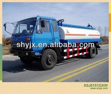 dongfeng chassi 4x2 vácuo caminhãodesucçãodeáguadeesgoto