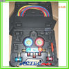 air conditioner manifold refrigerant gauge