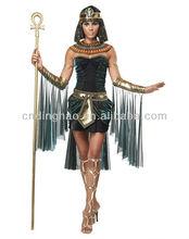 Halloween China Wholesale Elegant Halloween Carnival Egyptian Cleopatra Adult Costume
