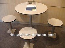 HPL laminate top formica office furniture
