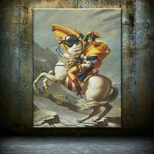 100% handmade high quality Napoleon famous painting