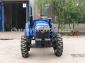 454 450, arado de disco, segadora, trailer disponible 45hp 4wd tractor de granja
