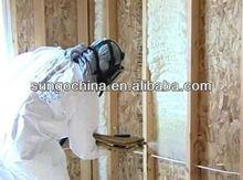 Polyurethane polyol for spray insulation blend with polymeric mdi