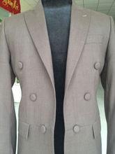 Brown Frock Coat