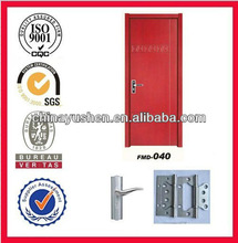 Good effect on sound insulation and heat insulation Wood room Door