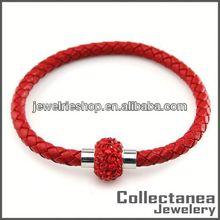 Plain Wrap Leather Bracelets Bangles Hair Styles Magnetic Bracelet Fashion Jewelry