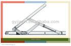 High Quality hardware steel window opening stay hinge