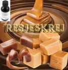 RESJESKREJ Certified Caramel Flavor Essence, liquid or powder form flavorant, oil and water soluble.