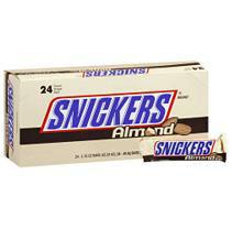 Snicker Almond