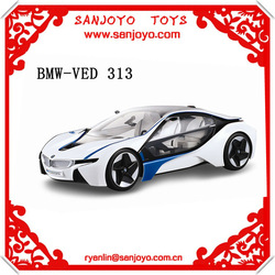 SJY-GJ313 VED Tamiya rc car w/light 1:14 rc car model fashion white