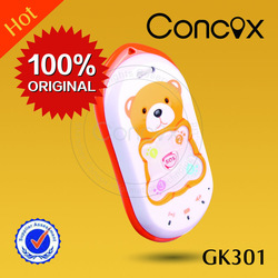 Concox gps tracking kids GK301 with one year warranty/family numbers