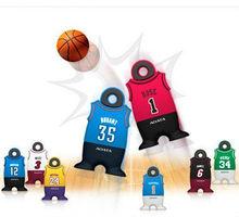 NBA T-shirt shape usb stick 8gb 4gb, fashionable 2gb 4gb 8gb usb flash disk, football usb flash drive memory