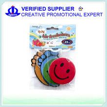 Custom Paper Air Freshener for Cars