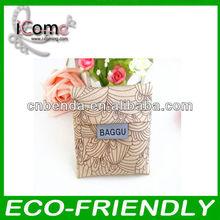 Fahion foldable bag/satin bag pouch