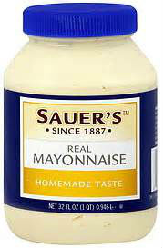 Sauer's Real Mayonnaise