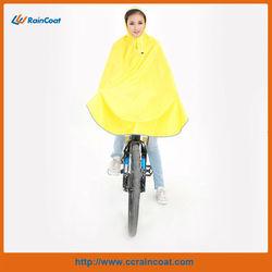 Biking/cycling/riding raincoat